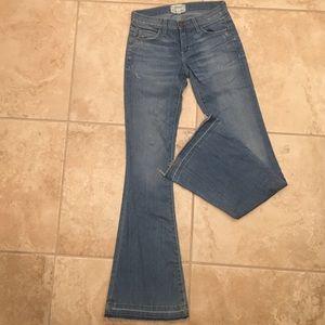 Current Elliott Flare Jeans